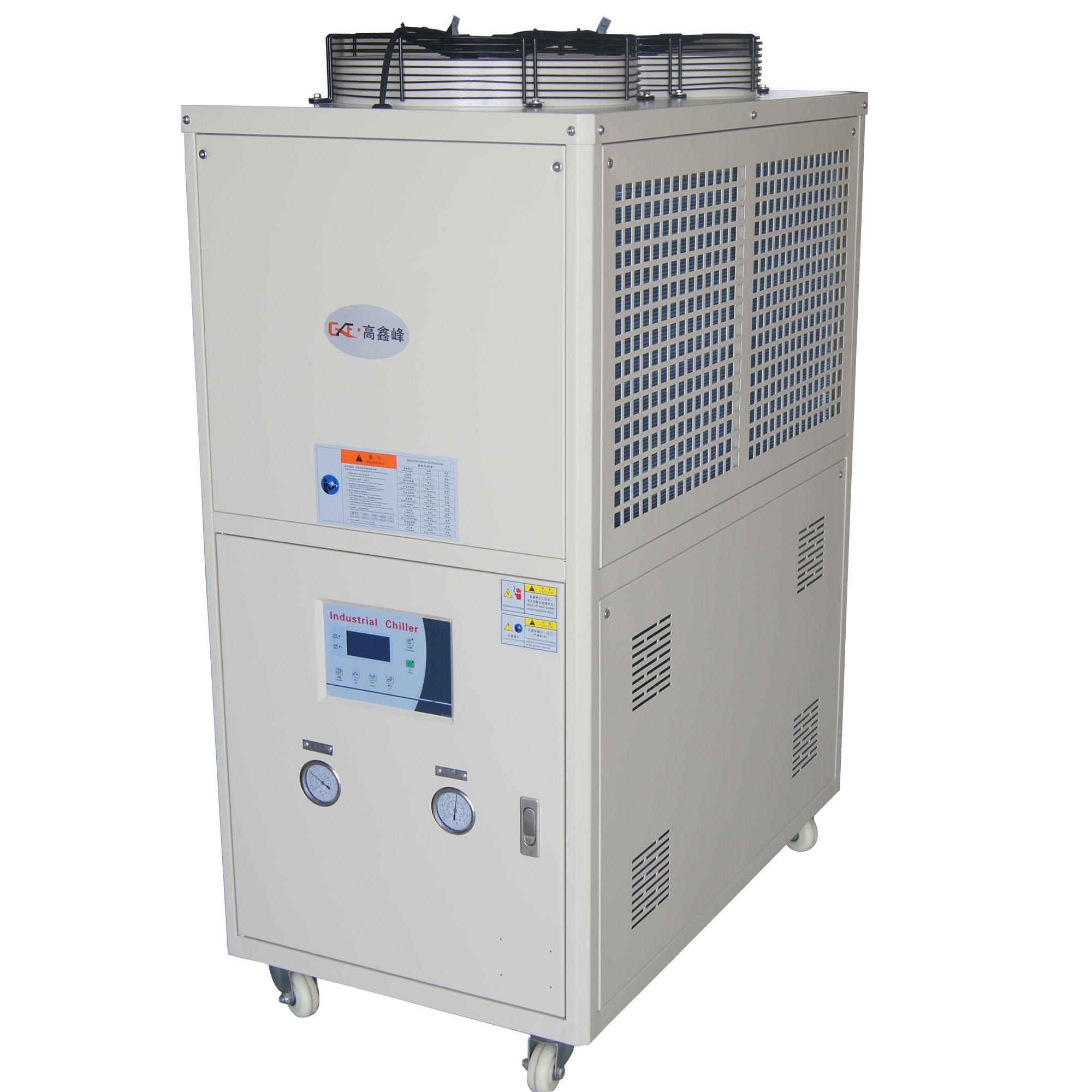 工业冷机_工业冷油机